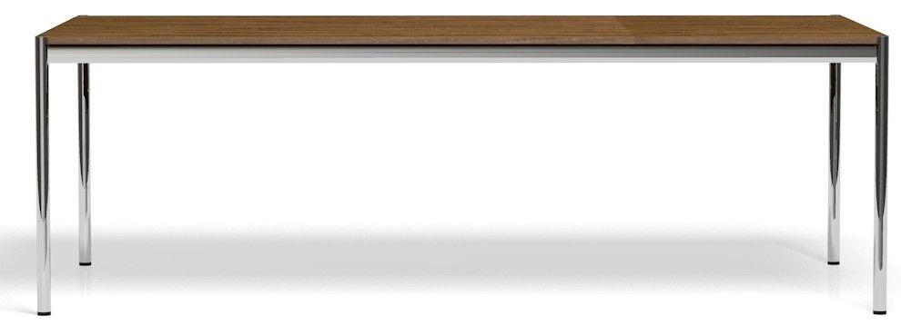 usm haller tisch eiche 300 x 100 cm. Black Bedroom Furniture Sets. Home Design Ideas