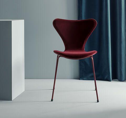 3107 Stuhl Serie 7 Velvet